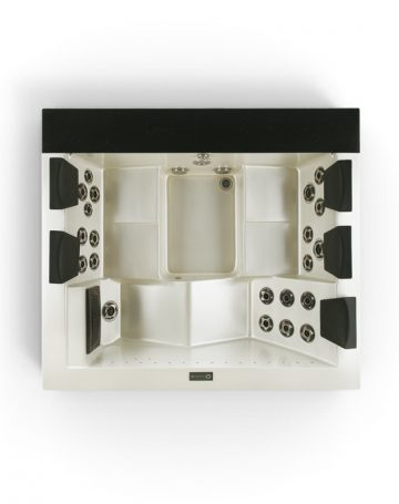 Spa-546 With Artificial Marble